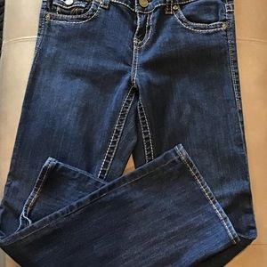 Kut from the Kloth Natalie High Rise Bootcut. 8